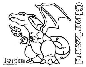 Pokemon Coloring Pages Charizard - Awesome Printable top 75 Free Printable Pokemon Coloring Pages Line Pokemon Coloring Pages 2j