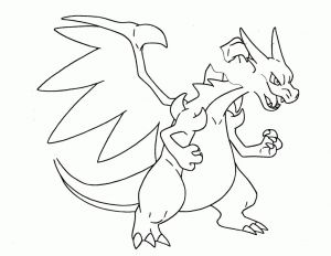 Pokemon Coloring Pages Charizard - Malvorlagen Pokemon Glurak Schön Pokemon Ex Coloring Pages Coloring Schön Pokemon Glurak Ausmalbilder 15t
