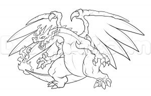 Pokemon Coloring Pages Charizard - Charizard Coloring Page Pokemon Coloring Pages Charizard Heathermarxgallery 6c