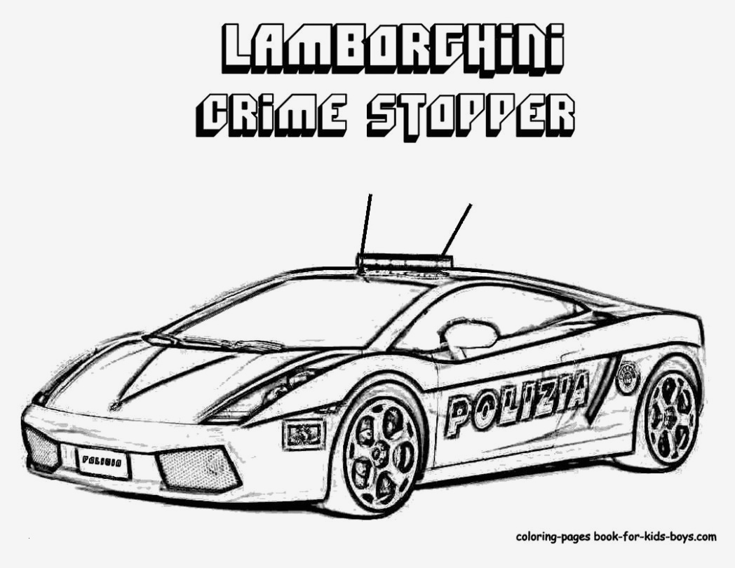 21 Police Car Coloring Pages Download Coloring Sheets