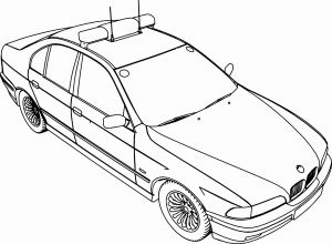 Police Car Coloring Pages to Print - Real Cars Coloring Pages Marvellous Police Car Coloring Pages Letramac 16n