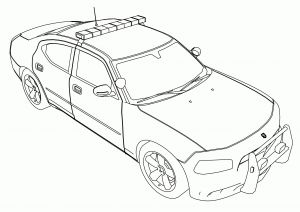 Police Car Coloring Pages to Print - Free Printable Cars Coloring Pages Police Car Coloring Pages New Police Car Coloring Page Elegant Free 9j