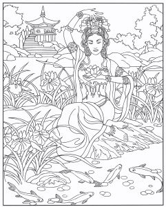 Poster Coloring Pages - Hand Washing for Kids Coloring Pages 9e