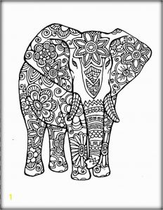 Pretty Mandala Coloring Pages - Free Mandala Coloring Pages for Adults Elephant Mandala Coloring Pages Luxury Cool Od Dog Coloring Pages 16i