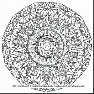 Pretty Mandala Coloring Pages - Od Dog Coloring Mandala Coloring Pages for Adults Lovely Mandala Coloring Pages Printable for Adults Elegant Mandala Coloring 5e