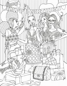Prinatable Coloring Pages - Birthday Coloring Book Pages Coloring Pages Coloring Book Lovely Printable Coloring Book 0d 4a