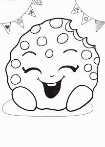 Print Shopkins Coloring Pages - Inspirational Cookie Shopkins Coloring Pages 10 18t