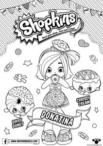 Print Shopkins Coloring Pages - Awesome Shopkins Coloring Pages Season 6 Gallery 13 J Print Shopkins Season 6 Doll 14k