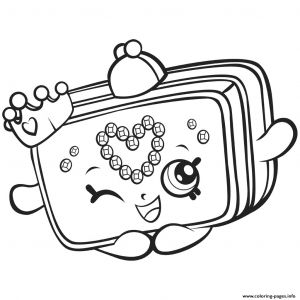 Print Shopkins Coloring Pages - Print Shopkins Coloring Pages Download 7 1 7h