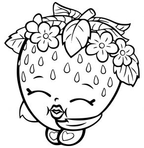 Print Shopkins Coloring Pages - Shopkins Coloring Pages 18 Exceptional Cheeky 6i