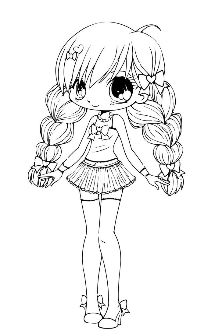 printable anime coloring pages Download-Elegant Chibi Anime Coloring Pages and 16 Elegant Anime Coloring Pages Printable 13-p