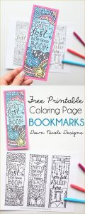 Printable Bookmark Coloring Pages - Printable Bookmarks with Quotes Fresh Free Printable Coloring Page Bookmarks Printable Bookmarks with Quotes 17q