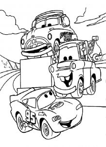 Printable Cars Movie Coloring Pages - 900x1240 Disney Cars Coloring Pages 19m
