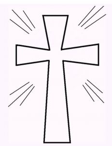 Printable Church Coloring Pages - Free Printable Cross Coloring Pages Perfect for Christmas Break 12i
