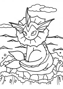 Printable Coloring Pages Creation Story - Pokemon Coloring Pages for Kids Printable Free 5r