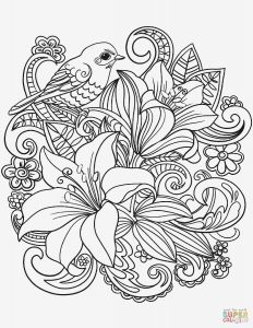 Printable Coloring Pages for Teens - Free Flower Coloring Pages Printable Cool Vases Flower Vase Coloring Page Pages Flowers In A top I 0d 15c