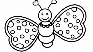 Printable Coloring Pages Of Flowers and butterflies - Printable 10 Easy Adult Coloring Pages 16a