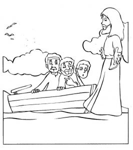 Printable Coloring Pages Of Jesus Walking On Water - 28 Inspirational Jesus Walks Water Coloring Page Cloud9vegasjesus Walking Water Coloring Page 4a