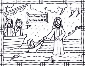 Printable Coloring Pages Of Jesus Walking On Water - Coloring Page Jesus Healing Sick Lovely Fascinating Jesus Walks Water Coloring Page Printable Image 11k