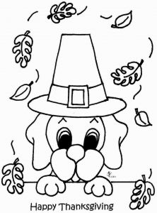 Printable Happy Thanksgiving Coloring Pages - Coloring Pages Thanksgiving 13l