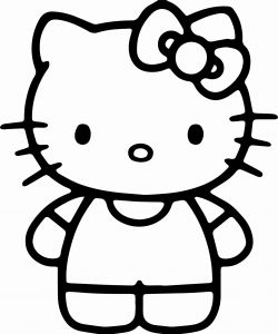 Printable Hello Kitty Coloring Pages - Printable Hello Kitty Coloring Pages Inspirational 32 Awesome Printable Hello Kitty Coloring Pages Cloud9vegas 8a