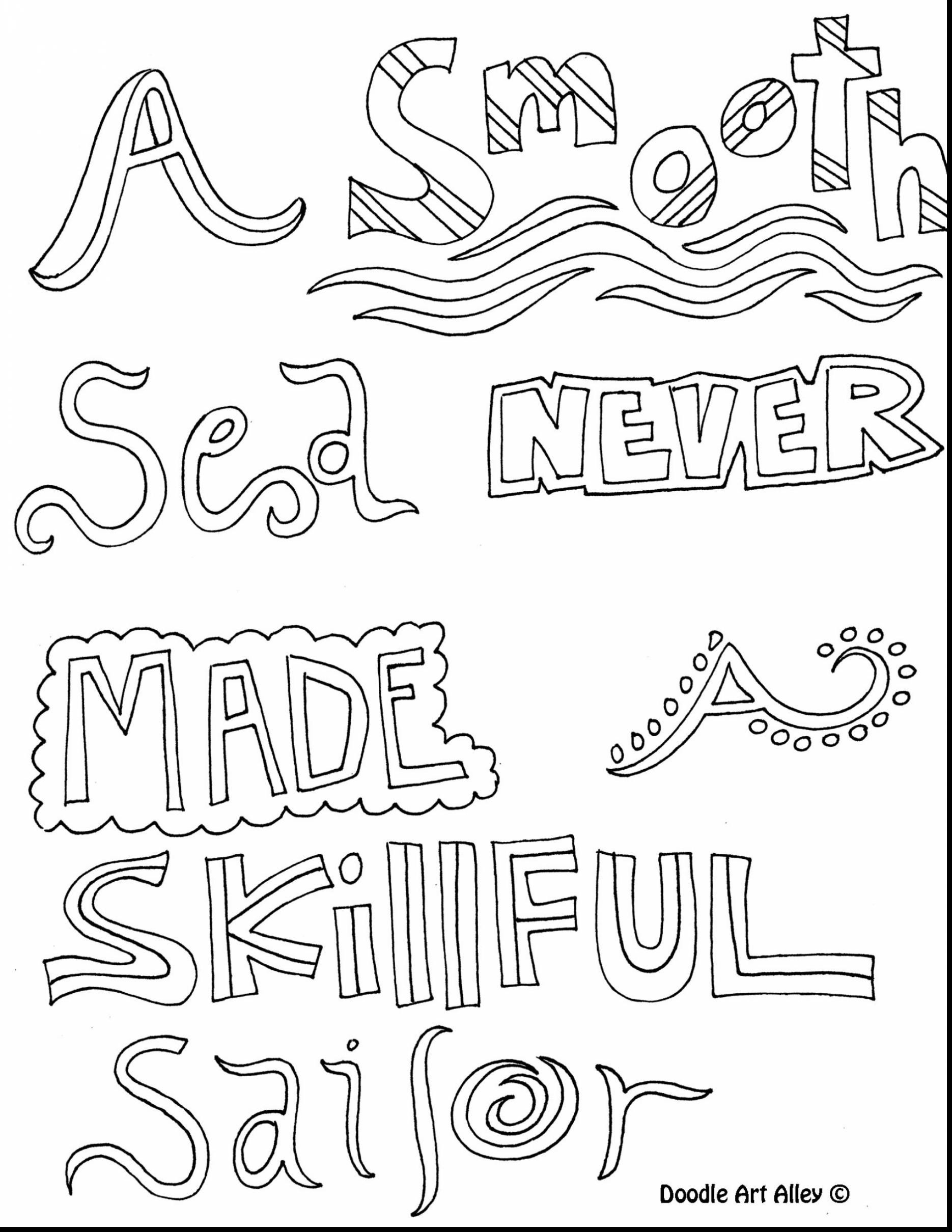 printable inspirational quotes coloring pages 19s