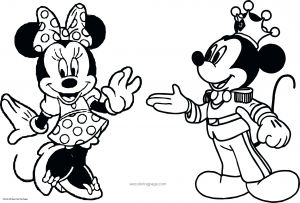 Printable Minnie Mouse Coloring Pages - Free Printable Minnie Mouse Coloring Pages Fresh Baby Mickey and Minnie Coloring Pages Printable Minnie Mouse 18c