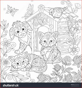 Printable Number Coloring Pages - Full Page Printable Coloring Pages Full Page Printable Coloring Pages Elegant Best Od Dog Coloring Ruva 1c