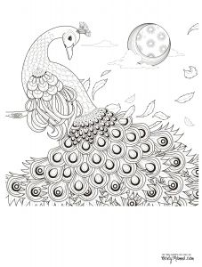 Printable Sloth Coloring Pages - Peacock Feather Coloring Pages Colouring Adult Detailed Advanced Printable Kleuren Voor Volwassenen Coloriage Pour Adulte Anti Stress Kleurplaat Voor 19p