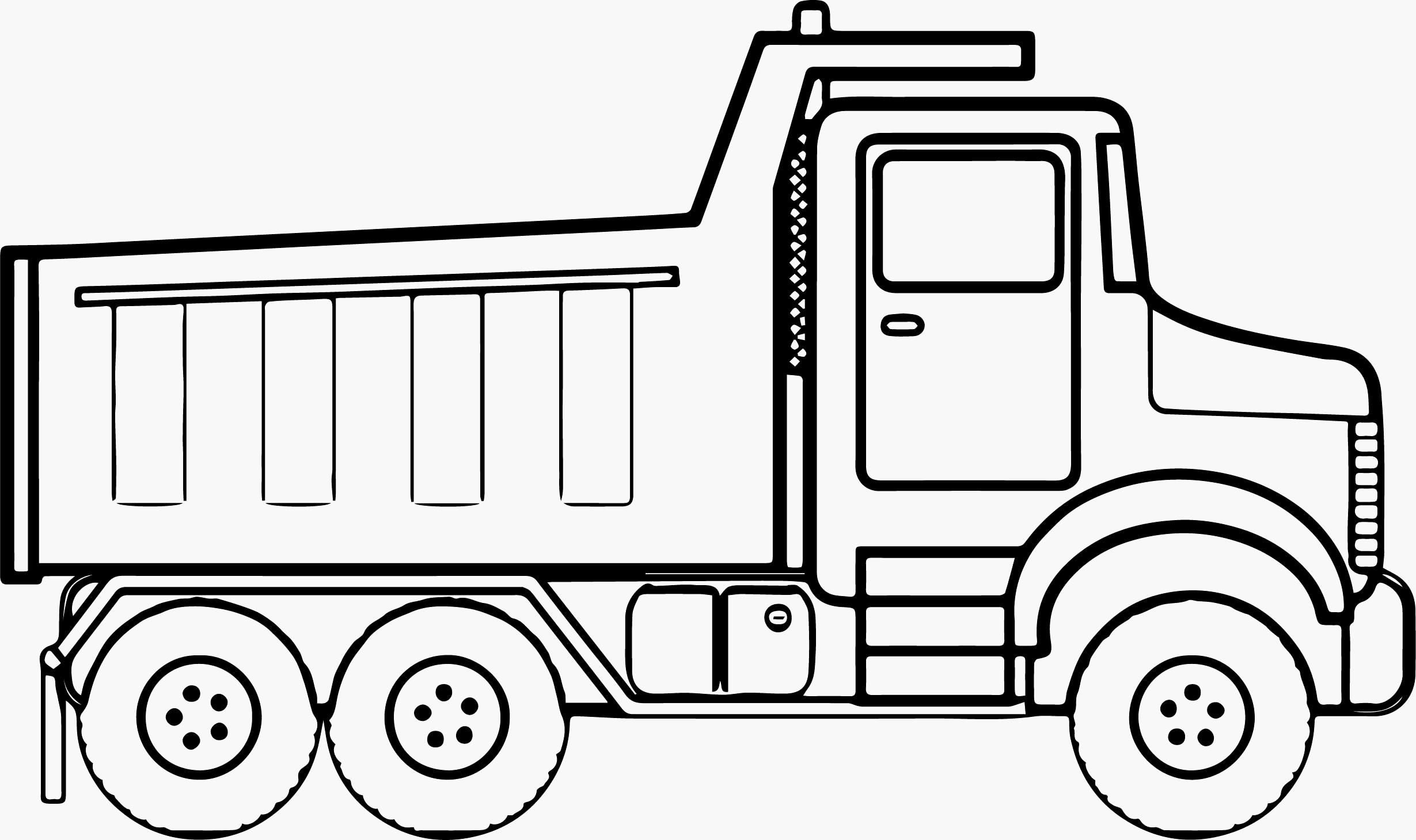printable truck coloring pages Collection-Monster Trucks Coloring Pages Construction Coloring Pages Tipper Truck Full Od Sand Coloring Page 1-d