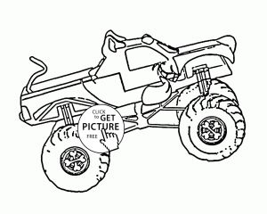 Printable Truck Coloring Pages - Scooby Doo Monster Truck Coloring Page for Kids Transportation Elegant Ausmalbilder Monstertruck 2g