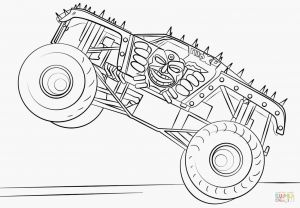 Printable Truck Coloring Pages - Monster Trucks Coloring Pages Monstertruck Coloring Pages Beautiful 20 Free Printable Monster 2r