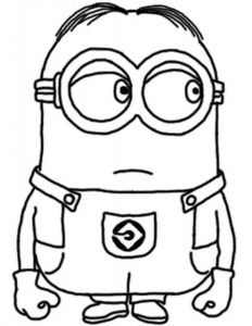 Purple Minions Coloring Pages - Minion Coloring Pages Printable Minion Coloring Pages Free Minion Coloring Pages Online Minion Coloring Pages for Adults Teenagers Kids Sheets 14g