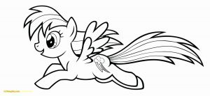 Rainbow Rock Coloring Pages - My Little Pony Coloring Page New Unique My Little Pony Coloring Pages Rainbow Dash 2p