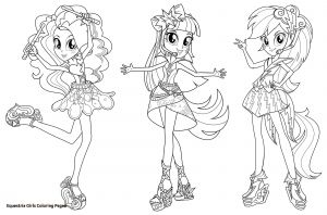 Rainbow Rock Coloring Pages - My Equestria Girl Rainbow Rocks Coloring Page My Little Pony for Equestria Girls Coloring Pages Rainbow 17r