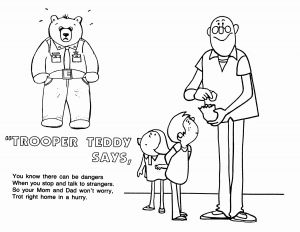 Sacagawea Coloring Pages - Road Safety Coloring Pages 6o