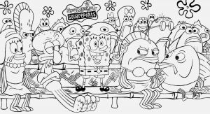 Sacagawea Coloring Pages - Plants Vs Zombies Coloring Pages Easy and Fun Spongebob Squarepants Coloring Pages Coloring Pages 2n
