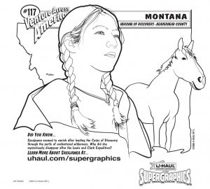 Sacagawea Coloring Pages - Lewis and Clark Coloring Pages Printable Google Search 1j