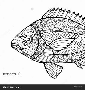 Saltwater Fish Coloring Pages - Reef Fish Coloring Pages Awesome Tropical Fish Coloring Pages Coloring Chrsistmas 2i
