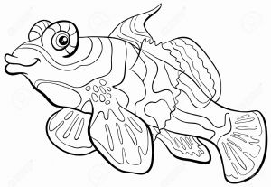 Saltwater Fish Coloring Pages - Sea Anemone Coloring Pages Saltwater Fish Coloring Pages 19l