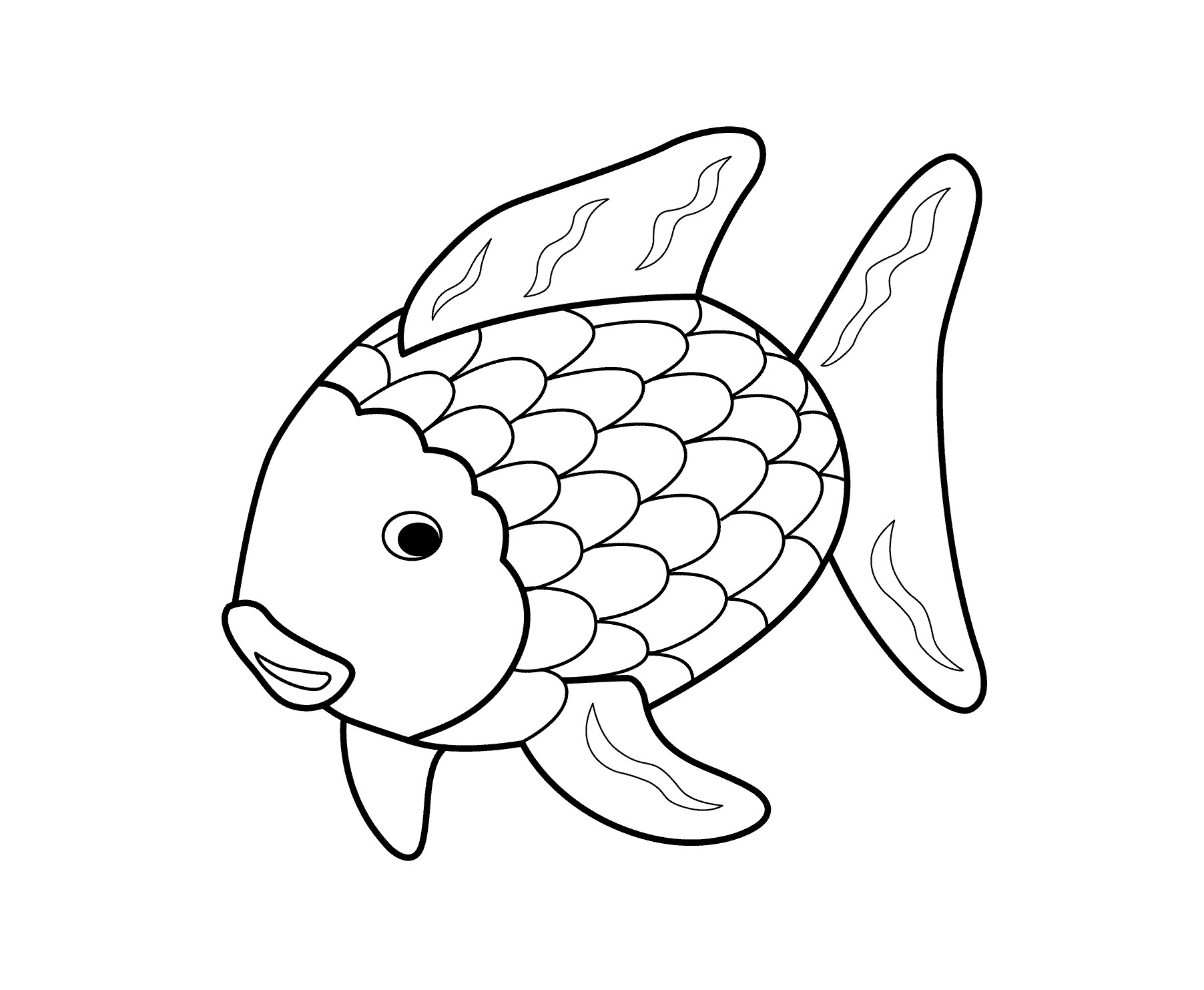 26 Saltwater Fish Coloring Pages Collection - Coloring Sheets
