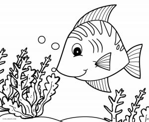 Saltwater Fish Coloring Pages - now Puffer Fish Coloring Pages Best Free Printable 9q