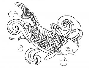 Saltwater Fish Coloring Pages - Adult Fish Coloring Pages Saltwater Fish Coloring Pages Unique Coloring Page Fish Printable 19q