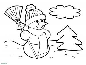 Santa Claus Coloring Pages - Mrs Claus Coloring Pages Lovely Santa Claus with Christmas Tree Coloring Pages Santa and Christmas 5q