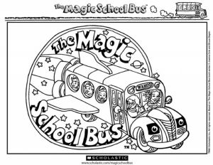 School Bus Coloring Pages Printable - New School Bus Drawing at Getdrawings 8a