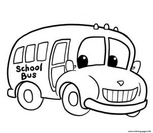 School Bus Coloring Pages Printable - Dltk School Bus Coloring Page with Volamtuoitho 11l