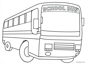 School Bus Coloring Pages Printable - School Bus Template Gallery Template Design Ideas School Bus Coloring Page 9f