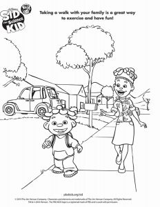 Science Coloring Pages for Middle School - Sid the Science Kid Coloring Pages Luxury Science Coloring Pages for Middle School Letramac 20t