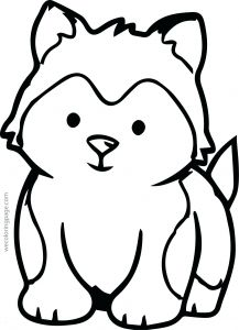 Sea Animal Coloring Pages Printable Free - Blank Animal to Color Fresh Animal Coloring Pages Elegant Husky Coloring 0d Free Coloring Pages 17j