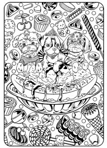 September Coloring Pages to Print - Funny Coloring Pages for Adults Fun Things to Color Unique Hair Coloring Pages New Line Coloring 0d 5p